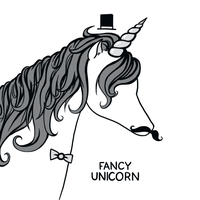 Fancy Unicorn by arseniic