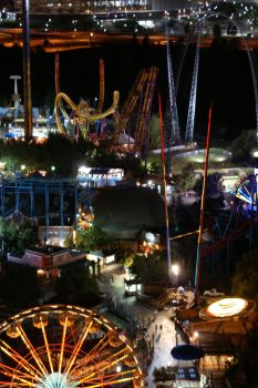 Elitch Gardens by Thespian83