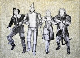 Wizard Of Oz by CGT