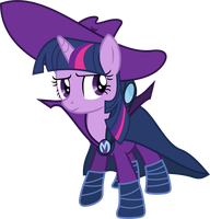 Twilight Sparkle as Mare Do Well by 90Sigma
