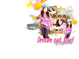 dream out loud by styleofvh