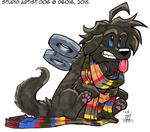 Daily Newf 115 - Tom Baker by d6016