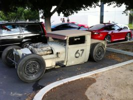 Radical rat rod powered by BMW V12 by Partywave