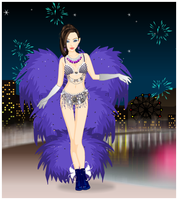 The Rio Carnival - Dress up Game by willbeyou
