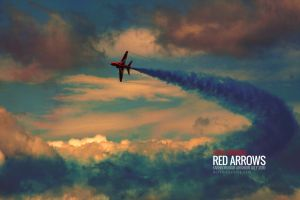 Red Arrow, FAS 2010 by Salumet