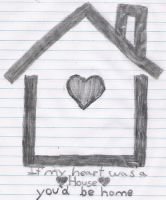 If my heart was a house by InsaneAstroBoyLover