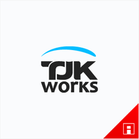 Logo 63 - TJK Works by AryaInk