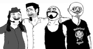 System Of A Down by LamantinSOAD