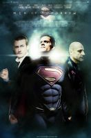 Men of Tomorrow (Man of Steel sequel) by Imperium-Hero