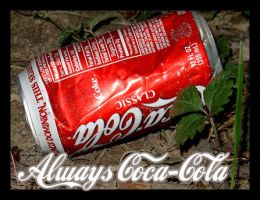 always coca-cola by dontbemad
