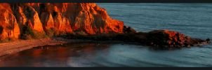 Red Bluff by xobeohs