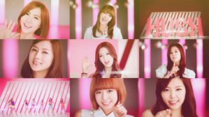 Picspam - Hush ( Apink ) by ZyNhoi