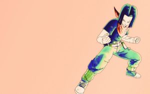 Android 17 by BlackLeatherAgiel