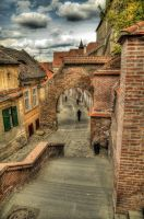 Old City HDR by haxxy