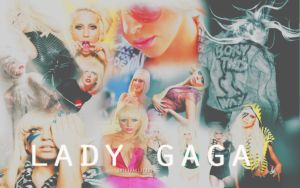 Gaga Collage by sweetkaulitz09