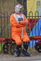 Churnet Valley Railway Sci-Fi Weekend 2015 (50) by masimage