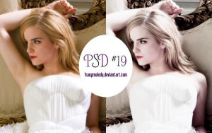 PSD #19 by TrangMelody