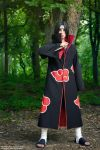 You shall not pass!... Itachi Uchiha Cosplay by proSetisen