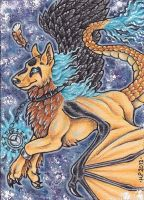 ACEO Trade: Awaicu by Agaave