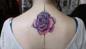Rose Tattoo by Moviemetal3