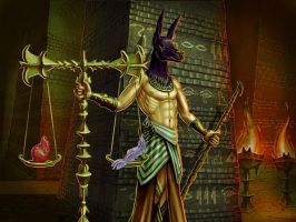 Scales of Anubis by MichaelJaecks