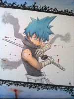 Black Star - Soul Eater by Hanaki-sama