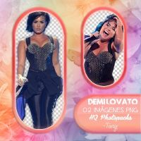 | Demi Lovato | PNG | by TunyDesigns