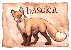 PASSAGE Haschka by Lunakia