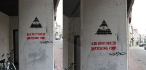 Big Brother Is Watching You by InterSect