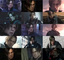 Leon S Kennedy - Damnation screenshots 2 by Thanhthao90
