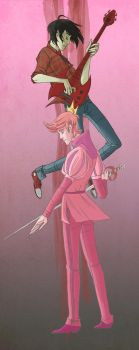 AT: The King and The Sweet Prince by Hootsweets