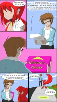 The Purrrrfect Transformation _Cat Girl TG Page 14 by TFSubmissions