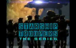 Starship Troopers Series by ZergRex