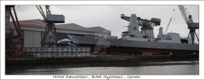 HMS Dauntless v 0.1 by DL-Photography