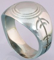 Kind of celtic ring by gandolfi