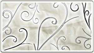Hand Drawn Feathered Swirls by ammmy