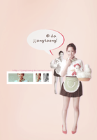 A Chicken is in my Hand: ID03 by jjangtaeng