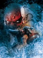 Captain America by shiprock