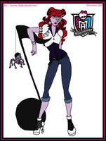 Request Prize - Monster High Operetta by Femmes-Fatales