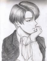 Rivaille by Jeageractive