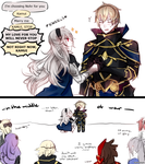 Fire Emblem: I Picked This Side Just for You by batensan