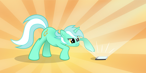 Curious Lyra by flamevulture17