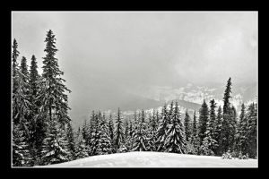 cold mountains by fotonicu