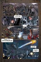 RoS 1 Starscream's Party by dyemooch