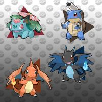 Tiny Starters 01.5 by PokeFusionMan