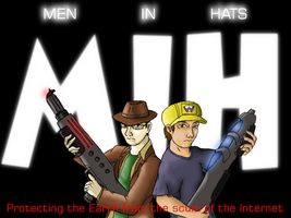 Men In Hats by DaffydWagstaff