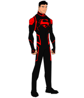 Young Justice:Superboy Reboot by DaJam22