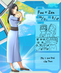 VIE NPC: Fuu + Zen by ItakuShine