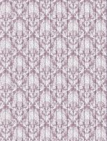Victorian Lilac Star Paper by jakobie-coyote