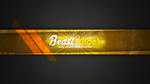 Beast Ginger Banner by LunaticPrismo